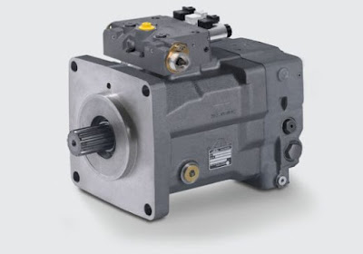 HPV-02 Variable pumps for closed circuit operation