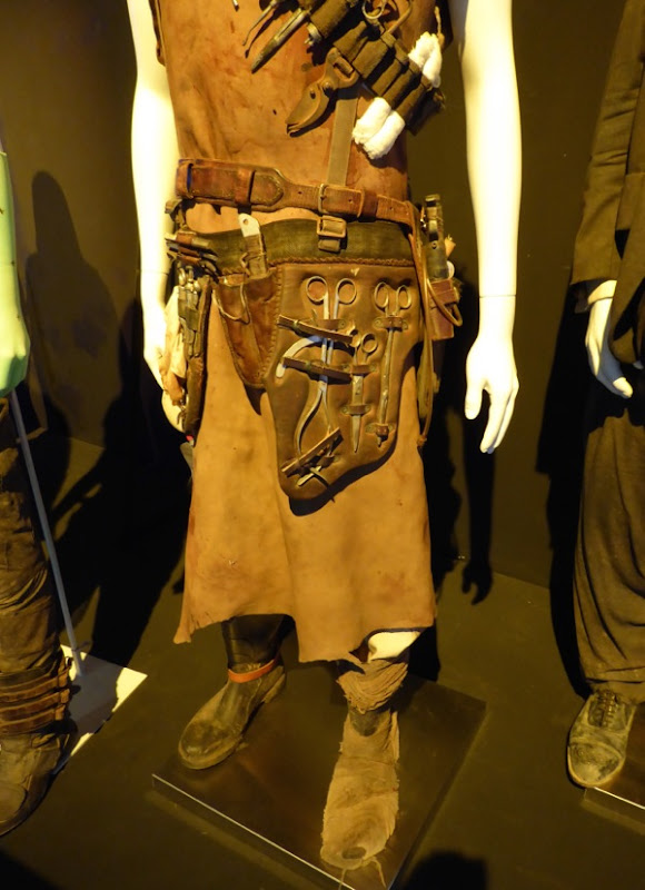 Mad Max Fury Road Organic Mechanic costume