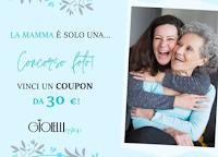 Logo Vinci gratis coupon da 30€ per i tuoi gioielli preferiti