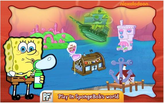 Download Game SpongeBob Diner Dash APK