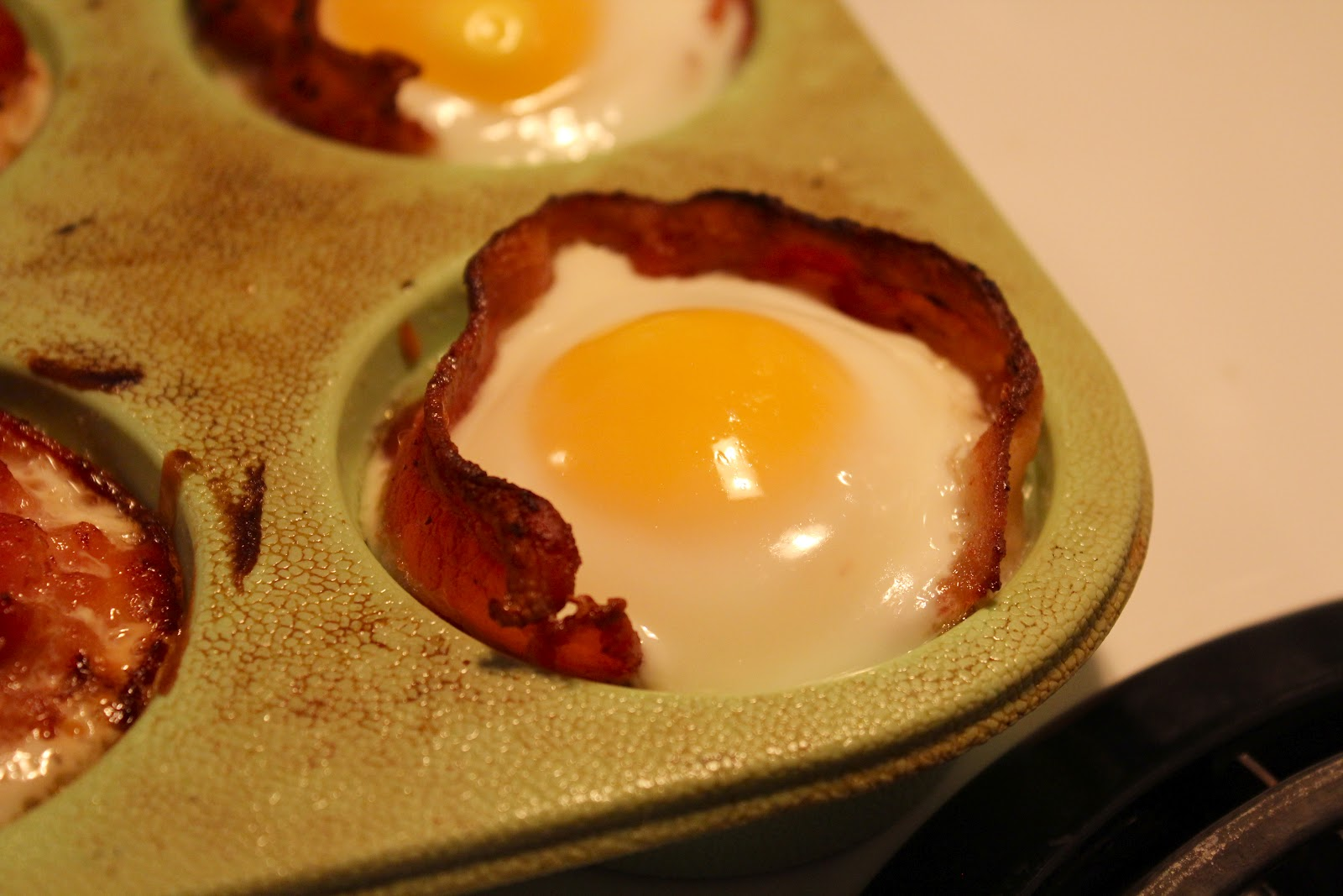 Krista Burton Bacon And Egg Pancake Cups
