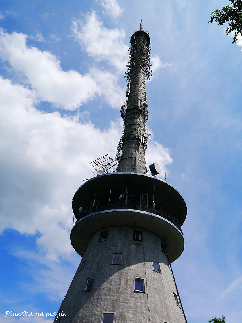 Wieża Radiowa na Łysej Górze