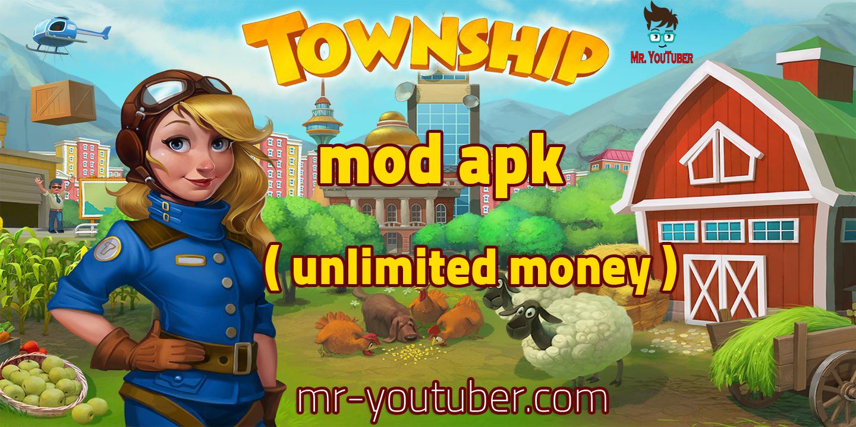 تحميل لعبة Township مهكرة احدث اصدار