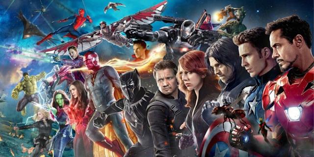 Cara Menonton Semua Filem Marvel (MCU) Mengikut Turutan