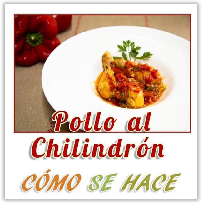 POLLO AL CHILINDRÓN