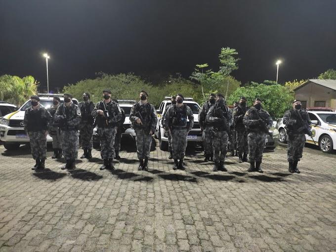 CACHOEIRINHA | Operação da Brigada Militar realiza abordagens de pedestres e fiscalização de veículos e comércios