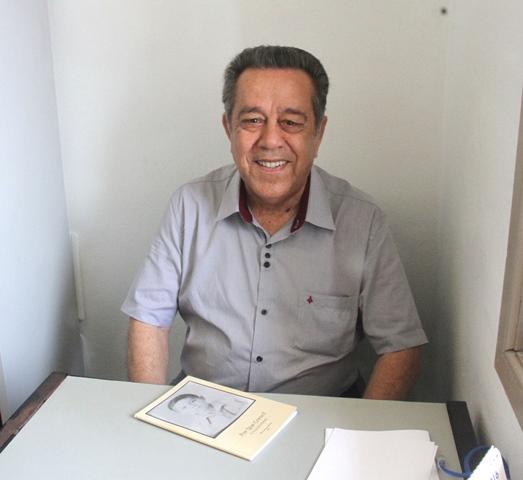 """Iguapense João de Souza Machado lança no sábado 5/11  livro de memórias """"Por que Cresci – O Guaviruvense"""""""