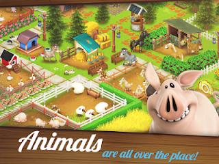 Games Hay Day Apk Mod v1.33.133 Terbaru (Unlimited Money)