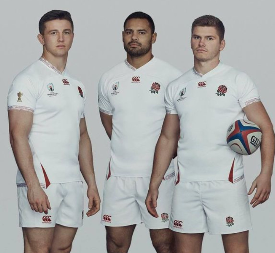 England Home Kit Six Nations Championship 2020