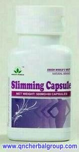 Agen Resmi Green World Slimming Capsule