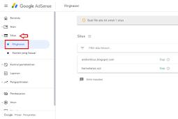 2 Cara Menghubungkan Situs Baru ke Google Adsense