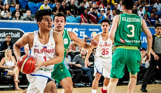 Australia def. Gilas Pilipinas, 84-68 (REPLAY VIDEO) February 22 | FIBA World Cup Asian Qualifiers