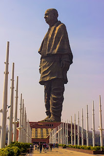 Sardar patel images, statue of unity images