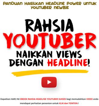 Rahsia Youtuber