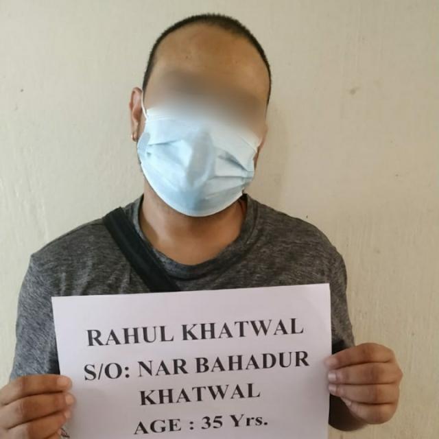 दोहरी नागरिकता के आरोप में एक गिरफ्तार।