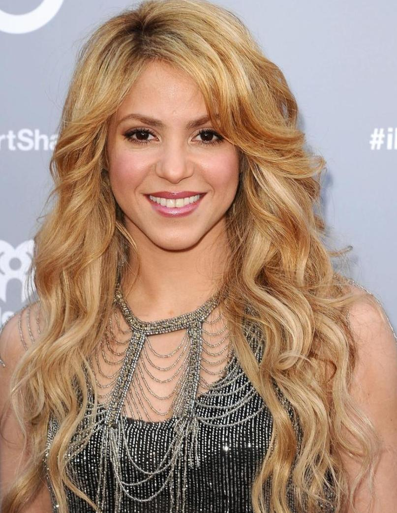celebrity biography and photos: shakira