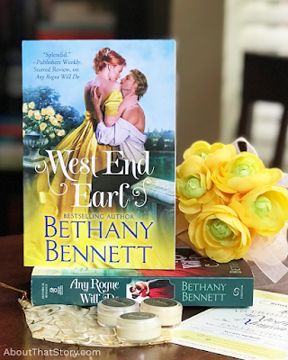 Book Review: West End Earl by Bethany Bennett | About That Story