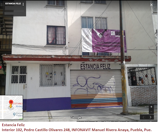 Estancias infantiles un fraude en Puebla