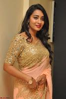 Bhanu Shri looks stunning in Beig Saree choli at Kalamandir Foundation 7th anniversary Celebrations ~  Actress Galleries 038.JPG