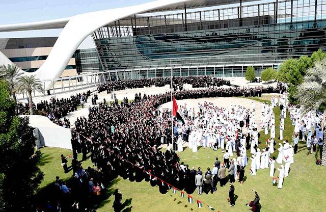 تخصصات جامعة زايد فرع دبي