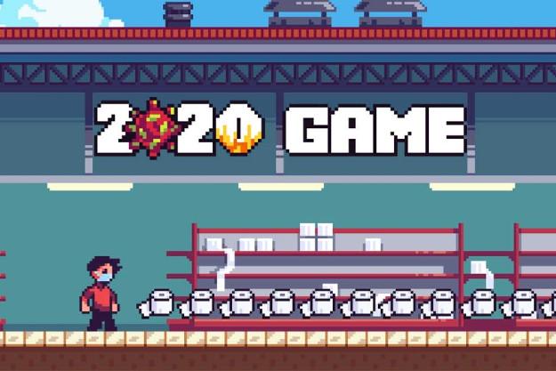 2020 game - Επιβίωσες το 2020, ώρα να δούμε αν θα τα καταφέρεις και στο παιχνίδι