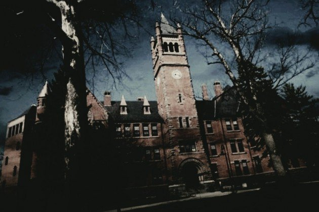 haunted places Arkansas