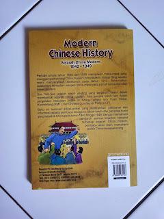 Modern Chinese History: Sejarah China Modern 1840 - 1949