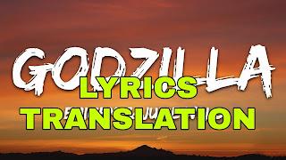 Godzilla Lyrics Meaning/Translation in Hindi - Eminem