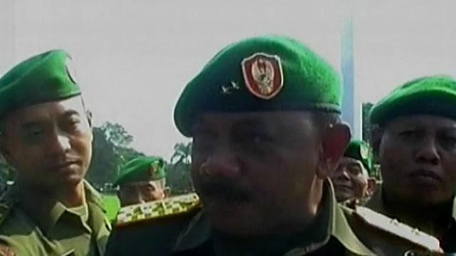 Jenderal Hardiono Berani Korbankan Jabatan Tinggi Demi Membela Anak Buah