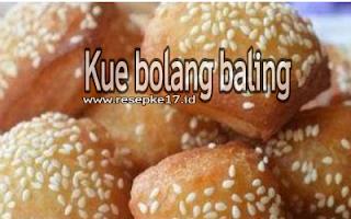 resep kue bolang baling
