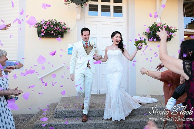 Photographe de mariage à Cellieu