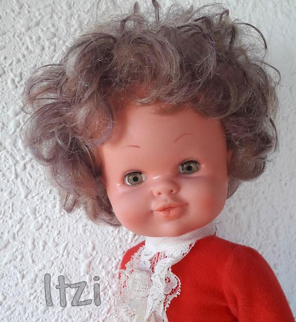Muñeca Bambinela de Esvi 1977