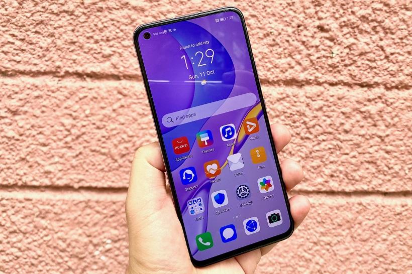 Huawei Nova 7 5G Unboxing Philippines - Selfie Camera