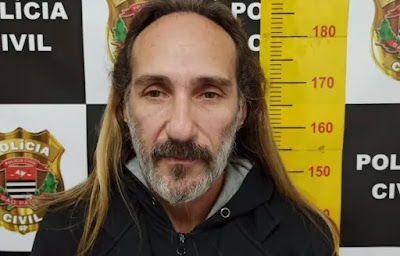 Felipe Santolia, ex-prefeito de Esperantina, é preso em São Paulo
