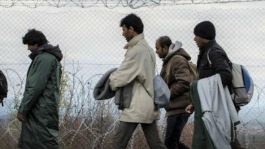 Μετέφεραν μέσα στη νύχτα εκατοντάδες αλλοδαπούς στο ΚΥΤ Φυλακίου του Έβρου