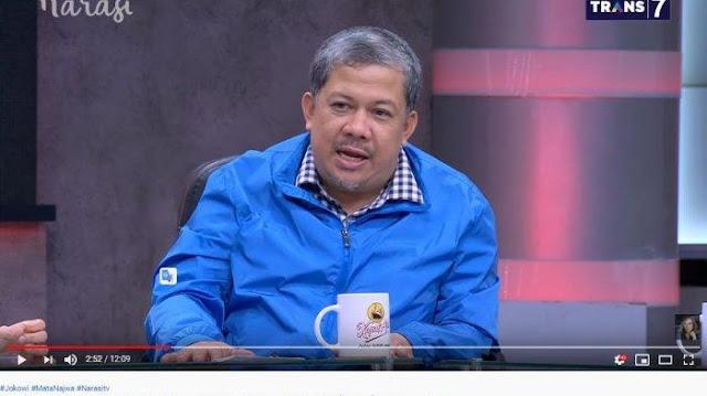 Fahri Hamzah: Wajah Islam Hilang dari PDIP