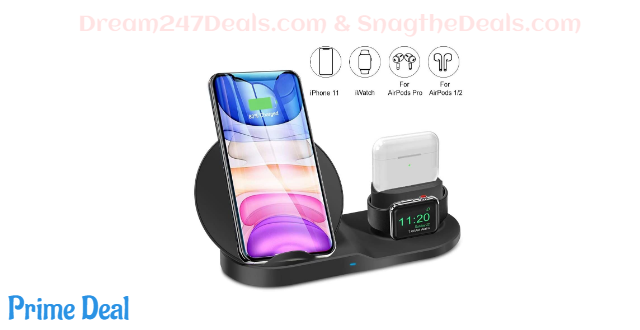 3 in 1 Wireless Charger 50%OFF