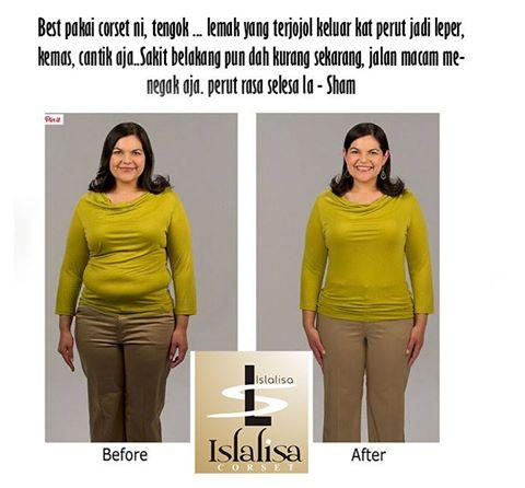 Infojelita: Perfect Body Corset Islalisa Corset