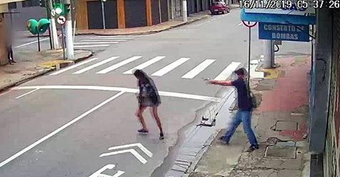 Moradora de rua é morta por homem após pedir R$ 1 em Niterói.