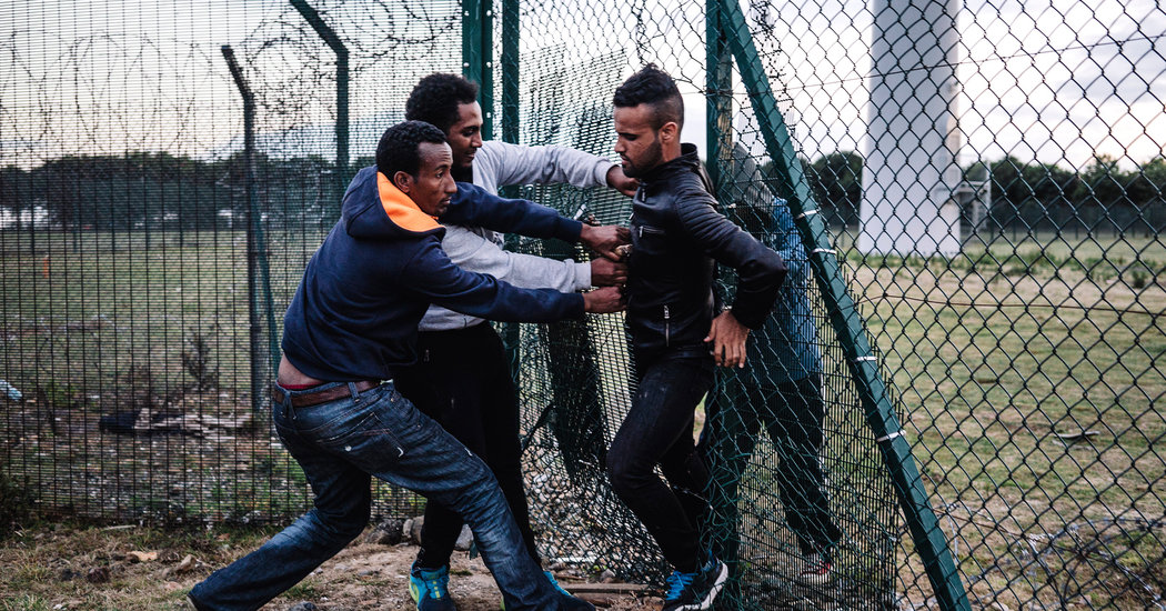 <Migration From Eritrea: Man Made Or Following A Global Trend?
