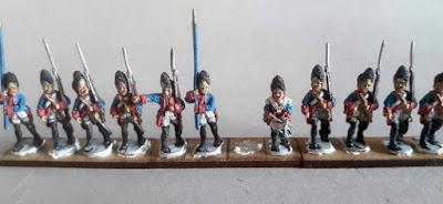 SYW Bavarians - Herzog Regiment