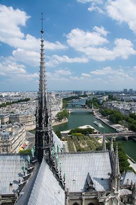 Seine River, Notre Dame de Paris