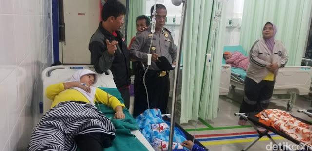 Puluhan Warga Sukabumi Keracunan Keong Sawah, 1 Orang Tewas