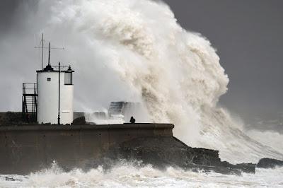 orkán, szélvihar, Nagy-Britannia, London, közlekedés, időjárás, extrém időjárás, Imogen-orkán,