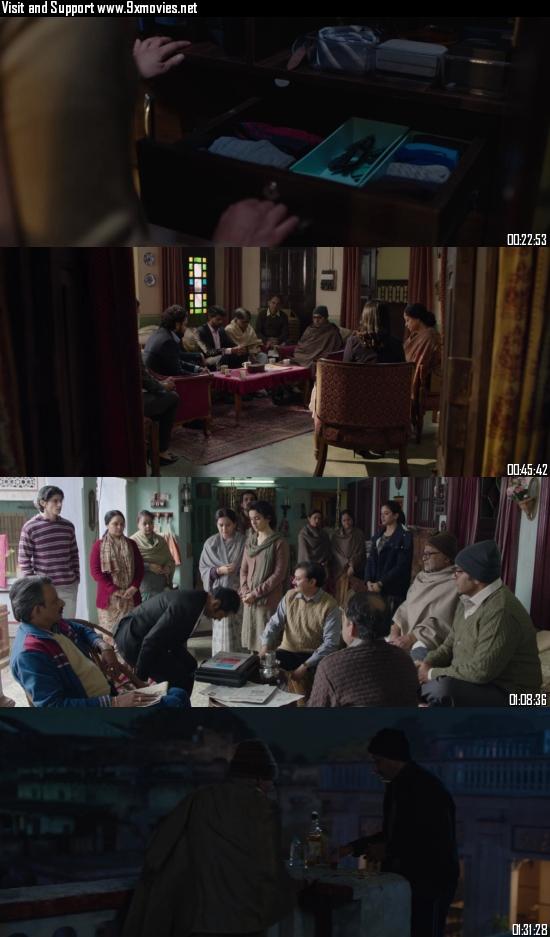 Pagglait 2021 Hindi 720p WEB-DL 900mb