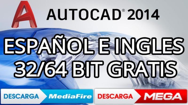 Descargar autocad 2014 mega mediafire tutorial