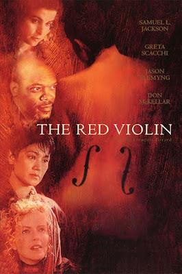 The Red Violin [1998] [DVD R4] [Latino]