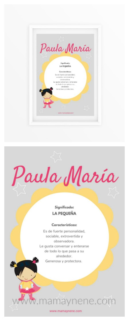 LAMINA-SUPERGIRL-CUTE-KID-DECORACION-INFANTIL-MAMAYNENE