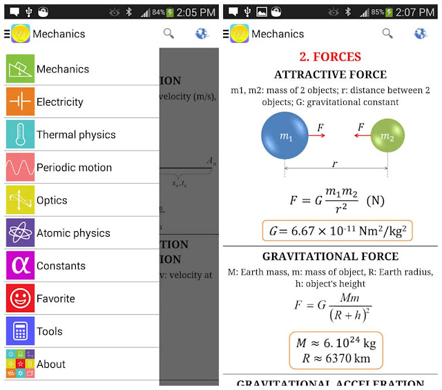 Physics Formulas Paid Apk