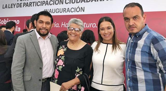 Claudia Rivera es denunciada ante Fiscalía Anticorrupción por regidores de su partido